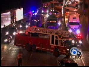 Cleveland truck accident 001