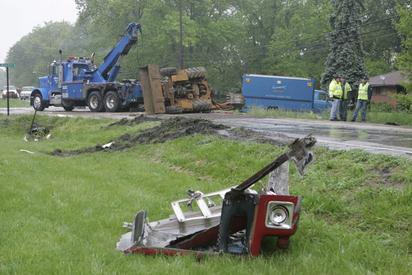 Ohio Tractor Trailer Lawyer