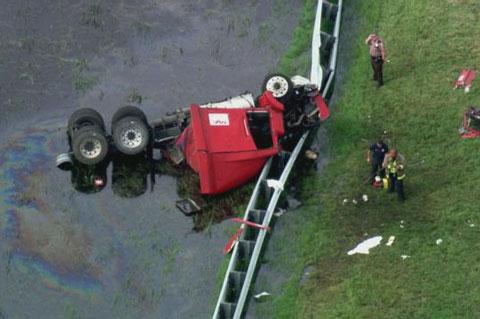 Florida I 75 Crash - Truck Accident Lawyer News