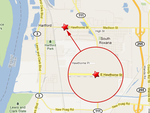 Hartford Il On A Map. Diagram. Get Free Images About World Maps