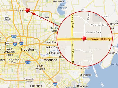 Houston Traffic Map