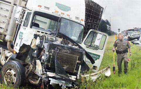 Worst Semi Truck Crashes
