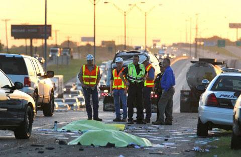 East Texas News Fatal Car Accident