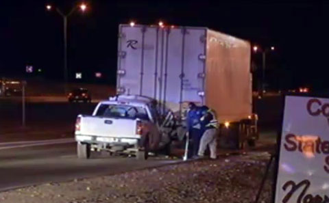 Socorro Man Killed in Semi Truck Accident - Truck Accident Lawyer News